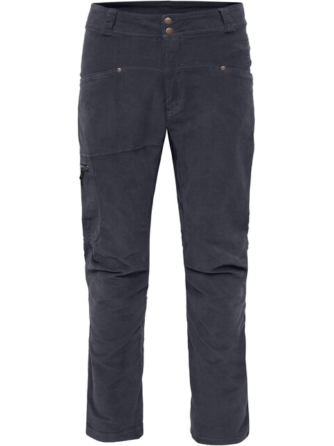 Elevenate M's Après Cord Pants Dark Ink